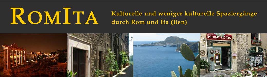 Kulturreisen Rom & Italien - ROMITA – Maria Ranieri-Wiegelmann