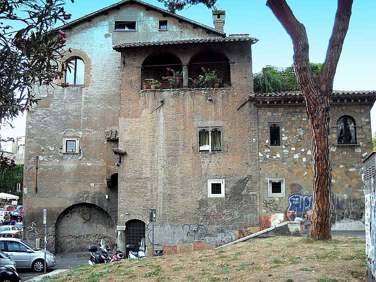 mittelalterliches Rom